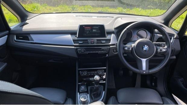 2019 BMW 218i M Sport Active Tourer (Grey) - Image: 4