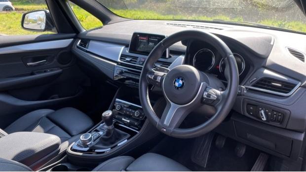 2019 BMW 218i M Sport Active Tourer (Grey) - Image: 6