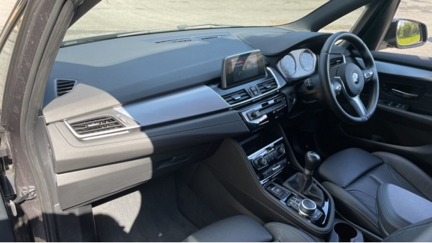 2019 BMW 218i M Sport Active Tourer (Grey) - Image: 7