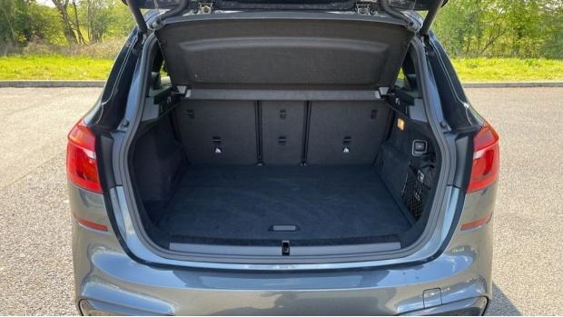 2019 BMW 218i M Sport Active Tourer (Grey) - Image: 13