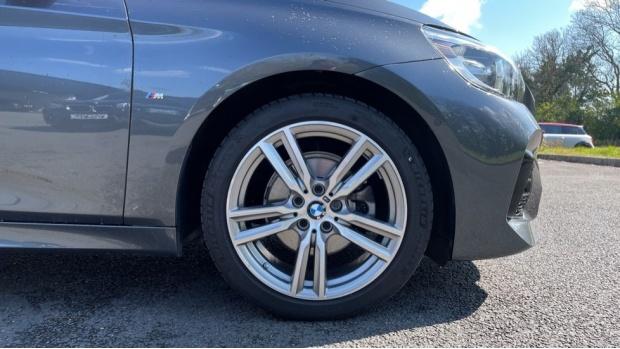 2019 BMW 218i M Sport Active Tourer (Grey) - Image: 14