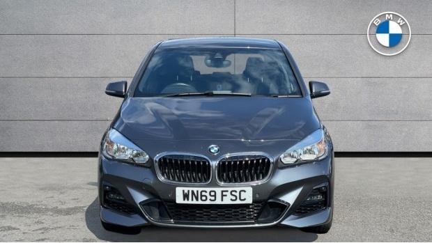 2019 BMW 218i M Sport Active Tourer (Grey) - Image: 16