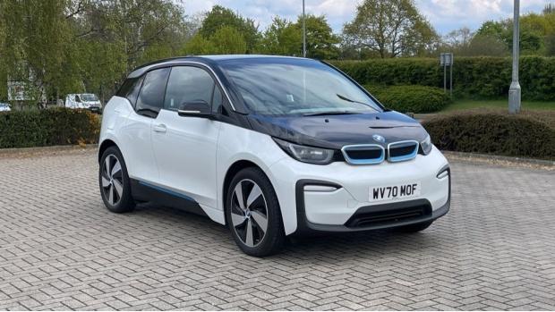 2020 BMW 120Ah (White) - Image: 1