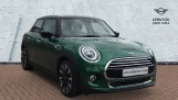 2020 MINI 5-door Cooper Exclusive (Green) - Image: 1