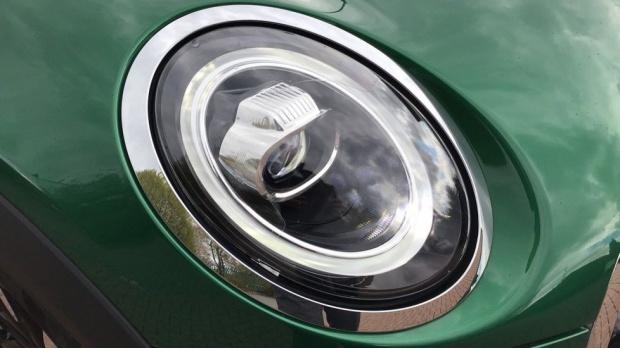 2020 MINI 5-door Cooper Exclusive (Green) - Image: 22