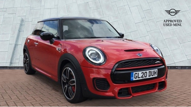 2020 MINI John Cooper Works (Red) - Image: 1