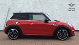 2020 MINI John Cooper Works (Red) - Image: 3