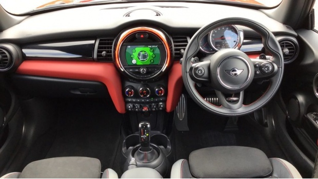2020 MINI John Cooper Works (Red) - Image: 4