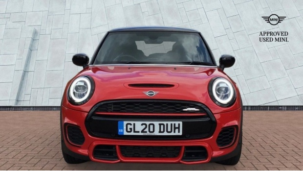 2020 MINI John Cooper Works (Red) - Image: 16