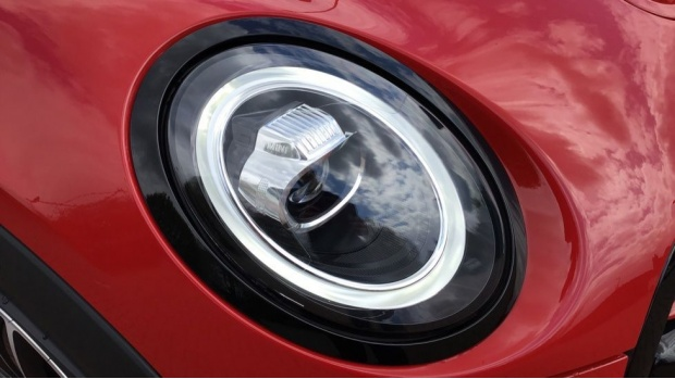 2020 MINI John Cooper Works (Red) - Image: 22