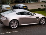 2015 Aston Martin V8 Sportshift II 2-door (EU6) (Grey) - Image: 5