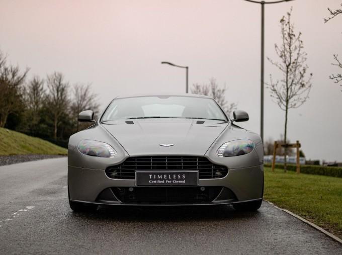 2015 Aston Martin V8 Sportshift II 2-door (EU6) (Grey) - Image: 7