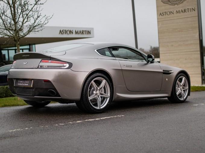 2015 Aston Martin V8 Sportshift II 2-door (EU6) (Grey) - Image: 11