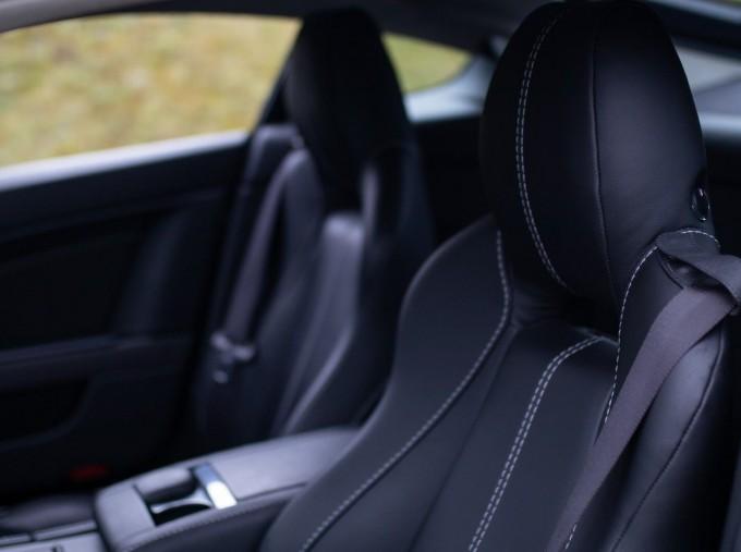 2015 Aston Martin V8 Sportshift II 2-door (EU6) (Grey) - Image: 20
