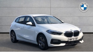 2021 BMW 1 Series 116d SE