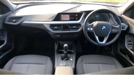 2021 BMW 116d SE (White) - Image: 4