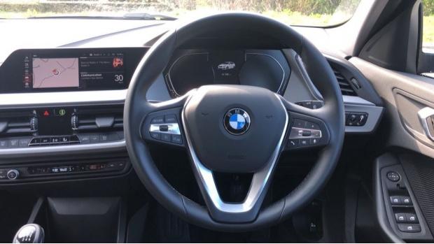 2021 BMW 116d SE (White) - Image: 5