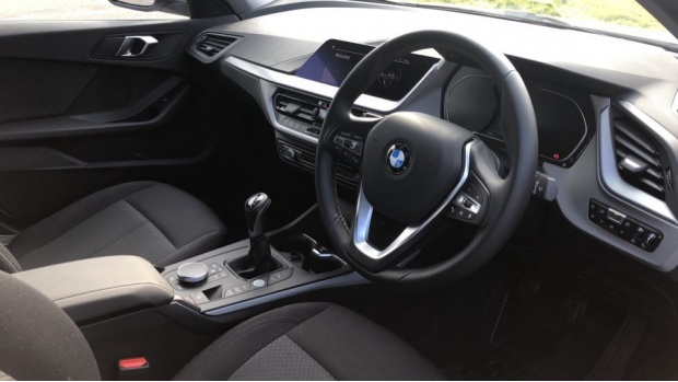 2021 BMW 116d SE (White) - Image: 6