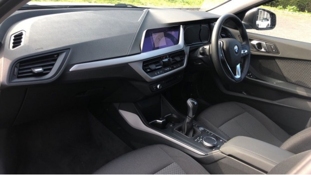 2021 BMW 116d SE (White) - Image: 7