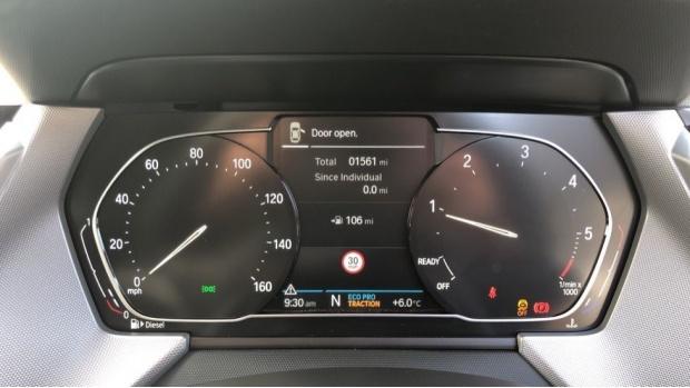 2021 BMW 116d SE (White) - Image: 9