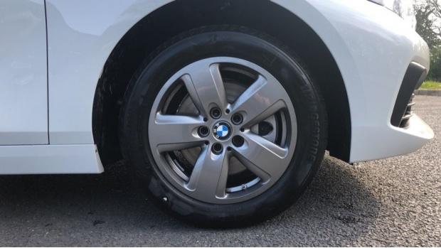 2021 BMW 116d SE (White) - Image: 14
