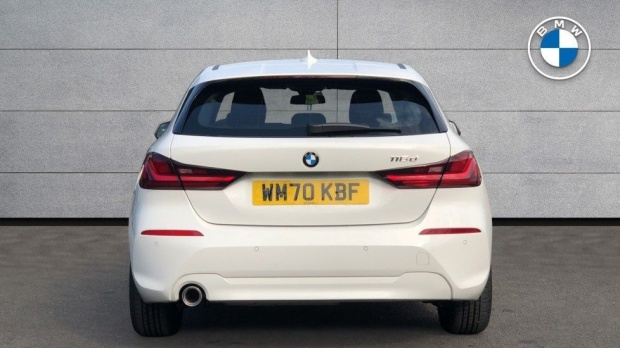 2021 BMW 116d SE (White) - Image: 15
