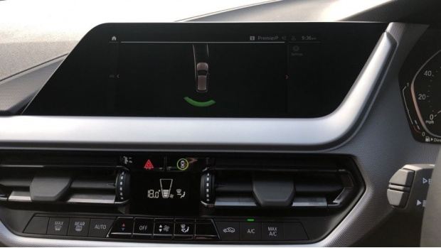 2021 BMW 116d SE (White) - Image: 22