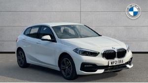 2021 BMW 1 Series 116d Sport 5-door