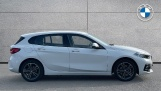 2021 BMW 116d Sport (White) - Image: 3