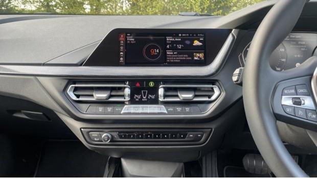 2021 BMW 116d Sport (White) - Image: 8