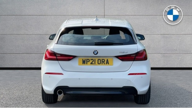 2021 BMW 116d Sport (White) - Image: 15