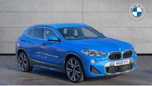 2020 BMW X2 xDrive18d M Sport X 5-door