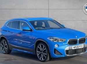 Brand new 2020 BMW X2 xDrive18d M Sport X 5-door finance deals