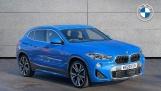 2020 BMW XDrive18d M Sport X (Blue) - Image: 1