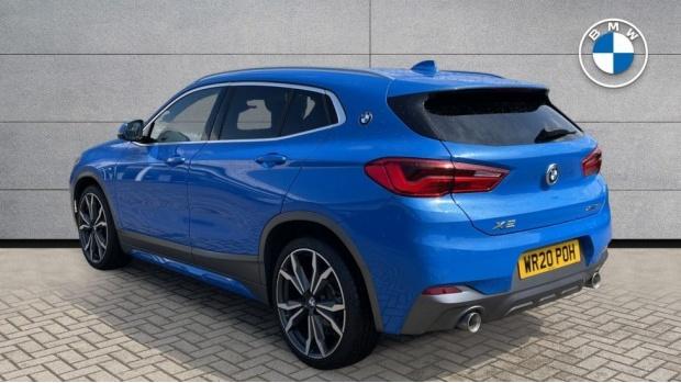 2020 BMW XDrive18d M Sport X (Blue) - Image: 2