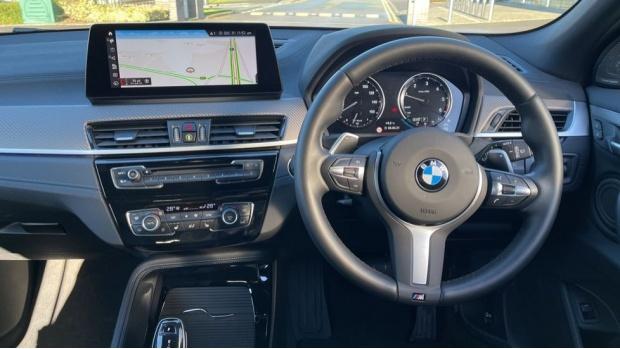 2020 BMW XDrive18d M Sport X (Blue) - Image: 5