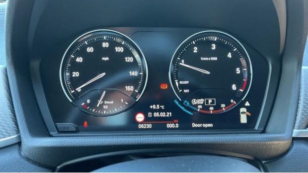 2020 BMW XDrive18d M Sport X (Blue) - Image: 9