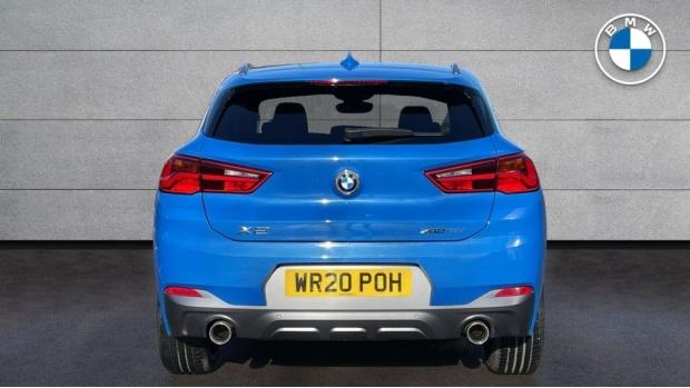 2020 BMW XDrive18d M Sport X (Blue) - Image: 15