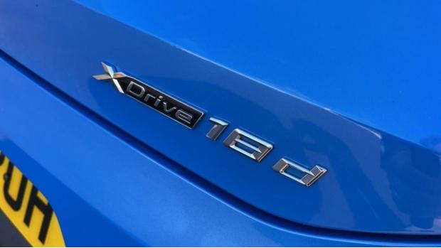 2020 BMW XDrive18d M Sport X (Blue) - Image: 27
