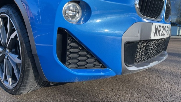 2020 BMW XDrive18d M Sport X (Blue) - Image: 32