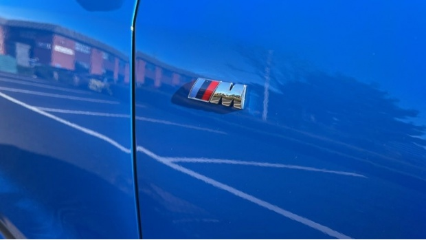 2020 BMW XDrive18d M Sport X (Blue) - Image: 34
