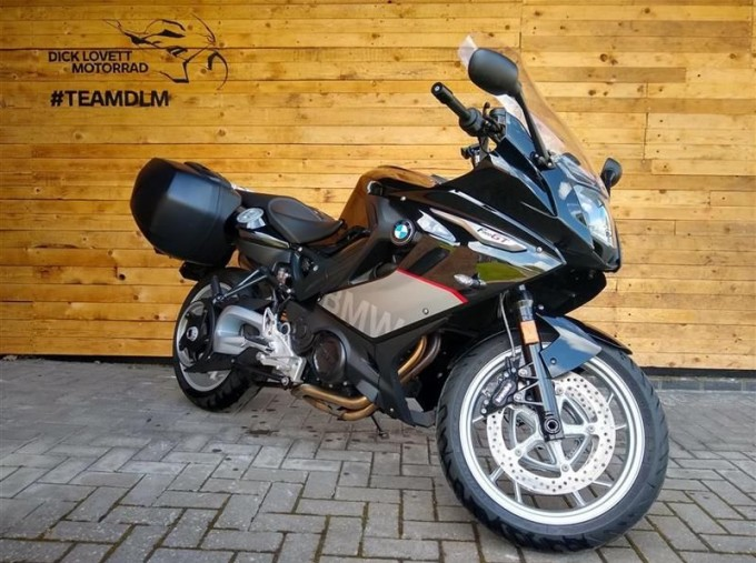 2019 BMW F800GT Unlisted Unknown (Black) - Image: 2