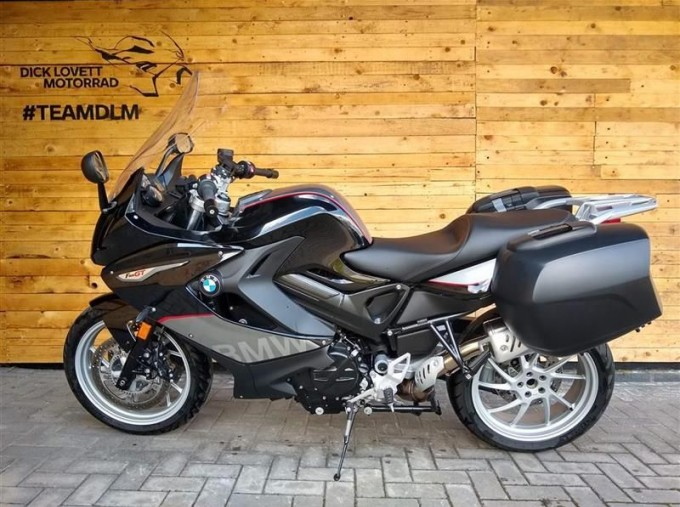 2019 BMW F800GT Unlisted Unknown (Black) - Image: 3