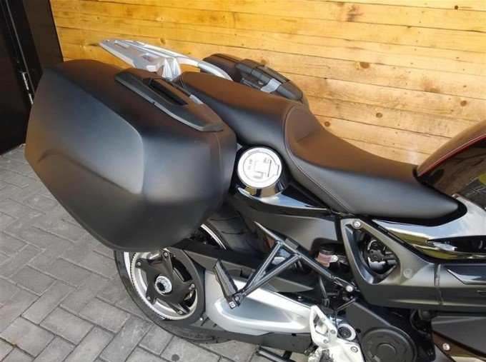 2019 BMW F800GT Unlisted Unknown (Black) - Image: 4