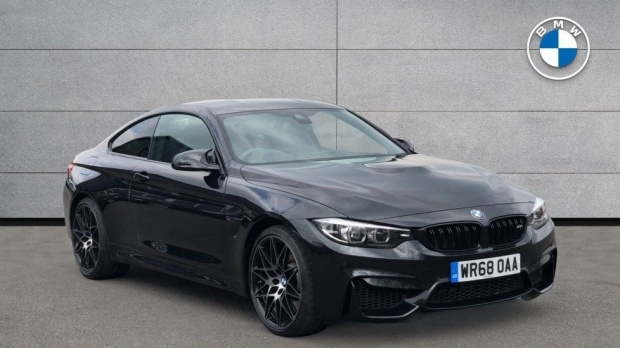 2018 BMW Coupe Competition Package (Black) - Image: 1
