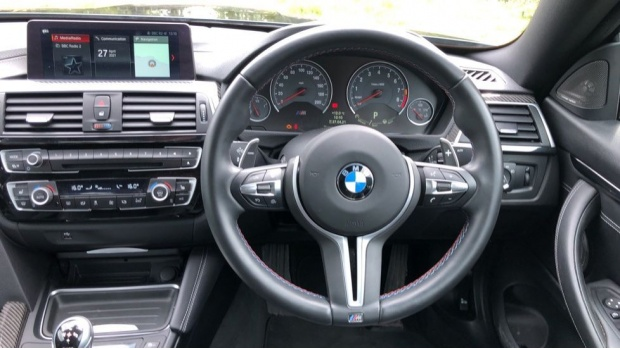 2018 BMW Coupe Competition Package (Black) - Image: 5