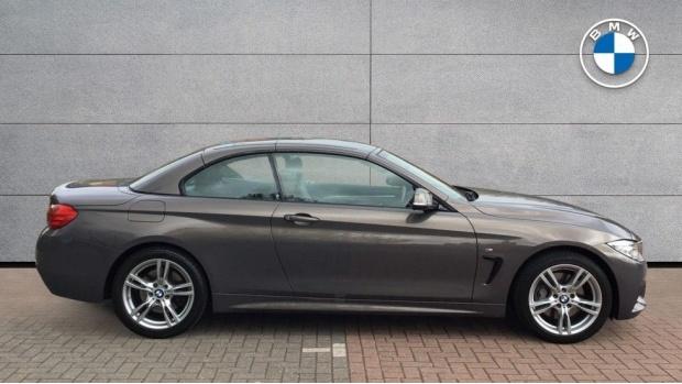2017 BMW 435d xDrive M Sport Convertible (Beige) - Image: 3