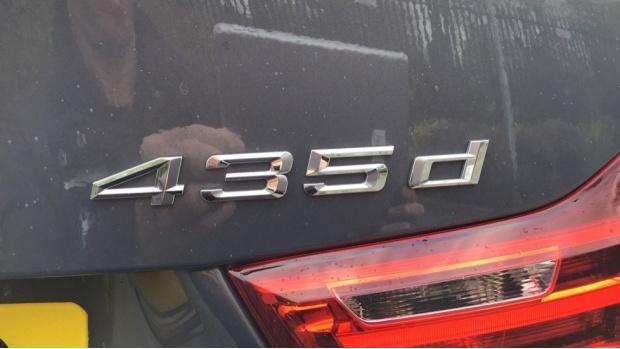 2017 BMW 435d xDrive M Sport Convertible (Beige) - Image: 31