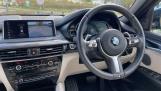 2018 BMW XDrive40d M Sport (Blue) - Image: 5