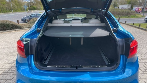2018 BMW XDrive40d M Sport (Blue) - Image: 13